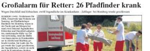 Oberhessische Zeitung vom 12. Juli 2010